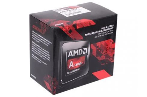 Процессор AMD A8 7670-K BOX Socket FM2+ (AD767KXBJCSBX) Процессоры