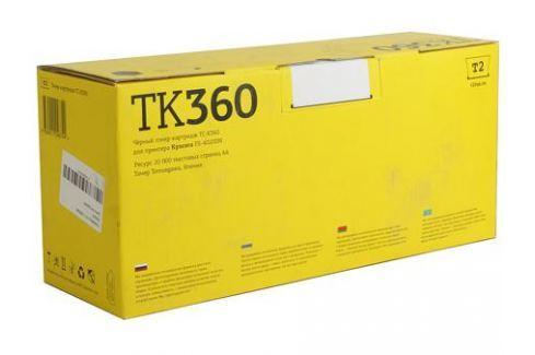Тонер-картридж T2 TC-K360 (TK-360) с чипом Картриджи и расходные материалы