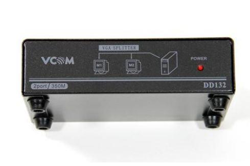 Разветвитель VGA 1 to 2 VS-92A Vpro mod:DD122 350MHz [VDS8015] Переключатели