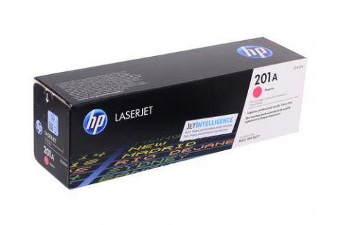 Картридж HP CF403A для LaserJet Pro M252n/M252dw, Пурпурный. 1400 страниц. (HP 201A) Картриджи и расходные материалы