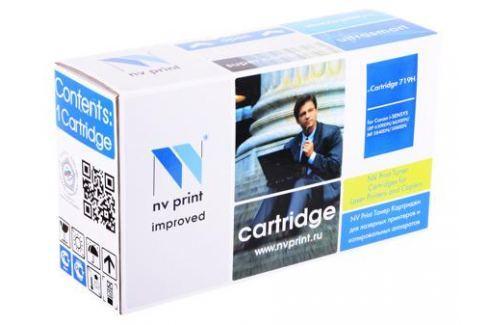 Картридж NV Print совместимый Canon 719H для LBP6300/6650, MF5840/5880. Чёрный. 6400 страниц. Картриджи и расходные материалы