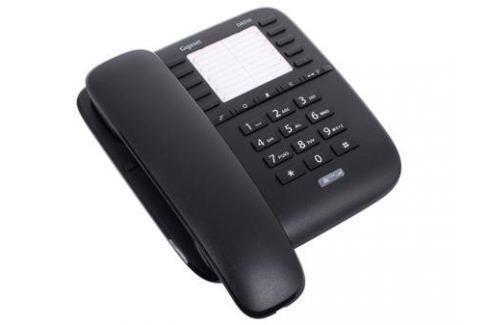 Телефон Gigaset DA510 Black (проводной) Телефония