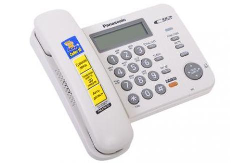 Телефон Panasonic KX-TS2358RUW Телефония