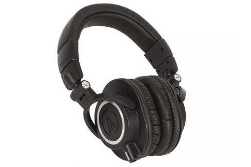 Наушники Audio-Technica ATH-M50X Black Проводные / Накладные / Черный / 15 Гц - 28 кГц / 99 дБ / Одностороннее / Mini-jack / 3.5 мм Микрофоны и наушники