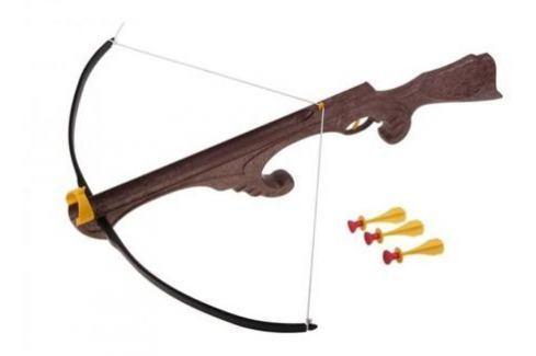 Арбалет Bauer Викинг с тремя стрелами на присосках Игрушки