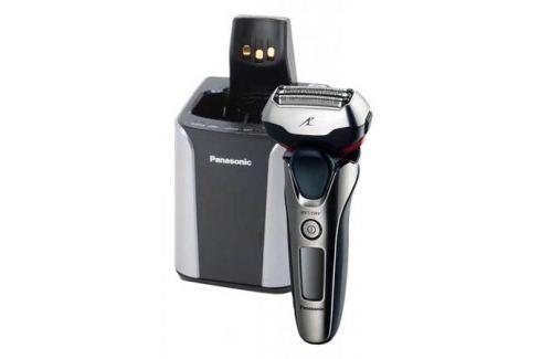 Бритва Panasonic ES-LT8N-S820 серебристый чёрный Бритвы