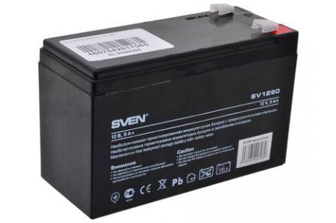 Аккумулятор SVEN SV 12V 9Ah Системы бесперебойного питания