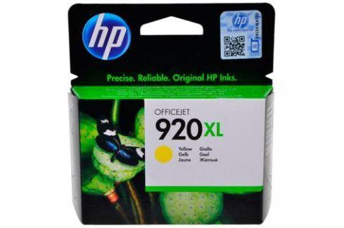 Картридж HP CD974AE (№ 920XL) желтый OJ 6000/6500/7000 Картриджи и расходные материалы