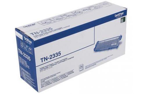 Тонер-картридж Brother TN2335 для HL-L2300D/HL-L2340DW/HL-L2360DN/HL-L2365DW/DCP-L2500D/DCP-L2520DW/DCP-L2540DN/DCP-L2560DW/MFC-L2700DW/MFC-L2720DW/MF Картриджи и расходные материалы