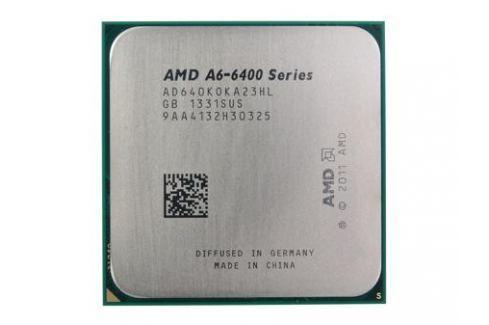 Процессор AMD A6 6400-K OEM SocketFM2 (AD640KOKA23HL) Процессоры