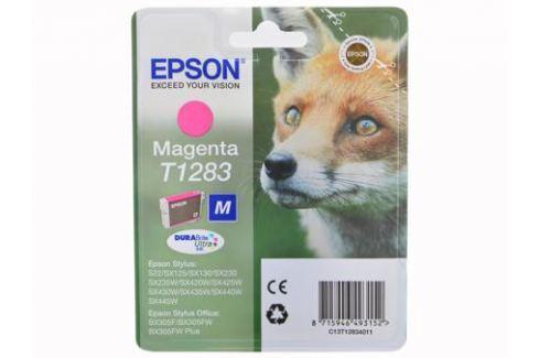 Картридж Epson Original T1283 (magenta) для S22/SX125 (C13T12834011) Картриджи и расходные материалы