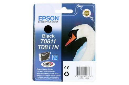 Картридж Epson Original T11114A10 черный для R270/390/RX590 повышенной емкости Картриджи и расходные материалы