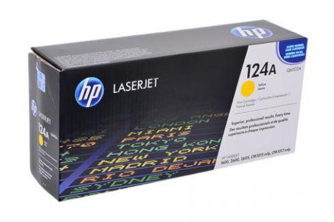 Картридж HP Q6002A (Color LaserJet 1600 ) Жёлтый Картриджи и расходные материалы