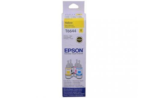 Картридж Epson Original T66444A желтый для L100 Картриджи и расходные материалы
