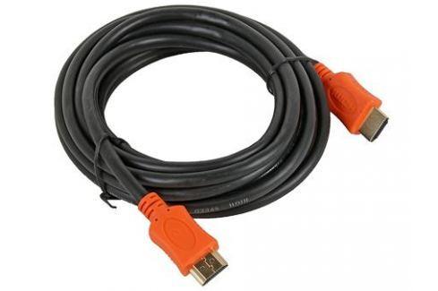 Кабель HDMI Gembird/Cablexpert, 4.5м, v1.4, 19M/19M, серия Light, черный, позол.разъемы Кабели и переходники