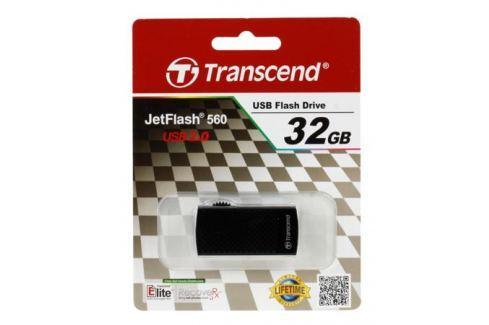 USB флешка Transcend 560 32GB (TS32GJF560) Флешки