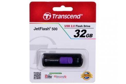 USB флешка Transcend 500 32GB (TS32GJF500) Флешки