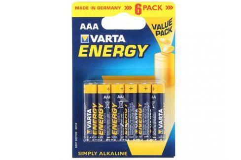 Батарейки VARTA Energy AAA блистер 6 04103229416 Зарядные устройства и аккумуляторы