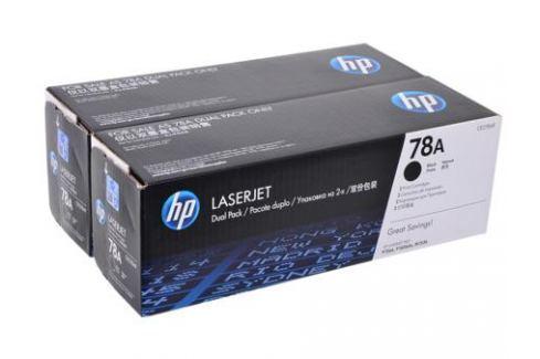 Картридж HP CE278AF двойная упаковка LJ 1566/1606dn/1536dnf Картриджи и расходные материалы