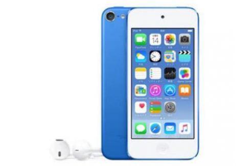 Плеер Apple iPod Touch 6 32Gb MKHV2RU/A синий mp3 - плееры