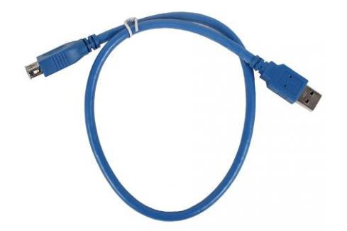Кабель удлинительный VCOM USB3.0 Am-Af 0.5m (VUS7065-0.5M) Кабели и переходники
