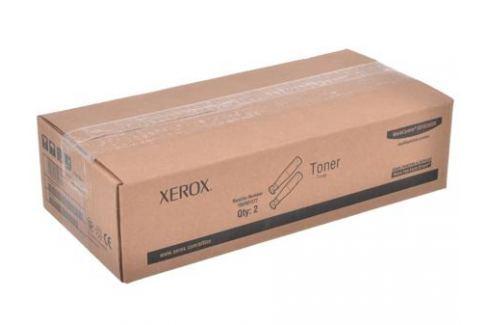 Картридж Xerox 106R01277 для WC 5016/5020, в 1 упаковке 2 тубы. Чёрный. 12600 страниц. Картриджи и расходные материалы