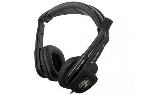 Гарнитура Defender Warhead HN-G150 2.3м Микрофоны и наушники