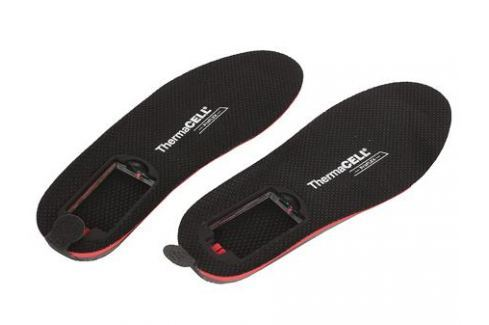 Стельки с подогревом ThermaCell со съемными аккумуляторами, зарядным устройством, пультом ДУ и чехлом - Medium Сушилки для обуви