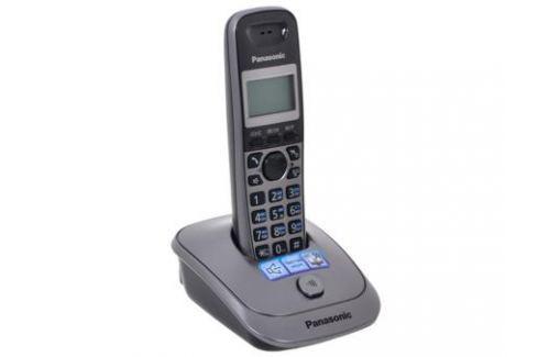 Телефон DECT Panasonic KX-TG2511RUM Телефония