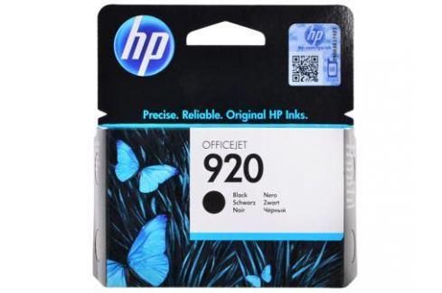 Картридж HP CD971AE (№ 920) черный OJ 6000/6500/7000 Картриджи и расходные материалы