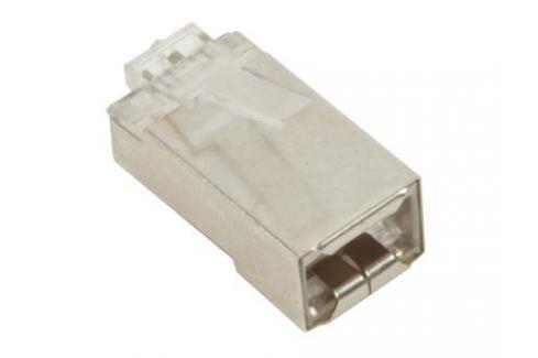 Коннекторы RJ-45 для FTP кабеля 5 кат. экранированный VCOM (VNA2230) 100 шт в пакете Аксессуары