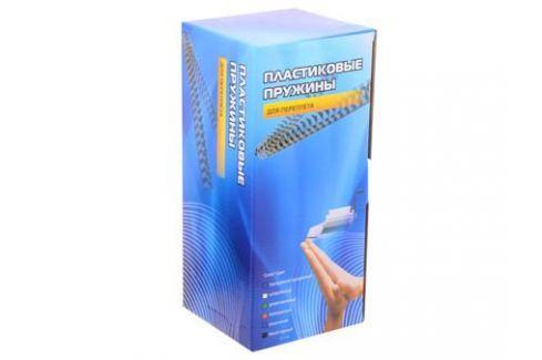Пластиковые пружины 16 мм (110-130 листов) белые 100 шт. Office Kit (BP2051) Картриджи и расходные материалы