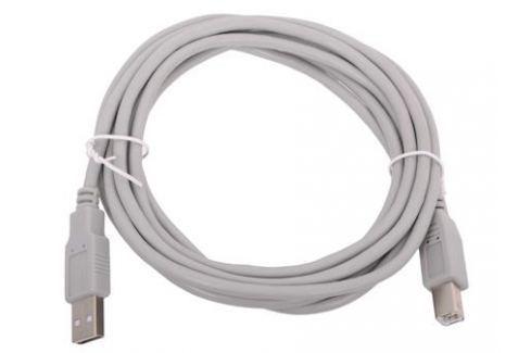 Кабель Aopen USB2.0 AM/BM 3m (ACU201-3M) Кабели и переходники