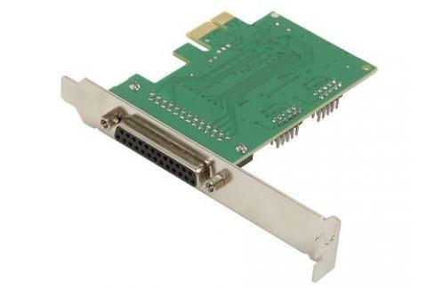 Контроллер ORIENT XWT-PE2S1PV2, PCI-E to COM 2-port + LPT 1-port (WCH CH382) Ret Контроллеры