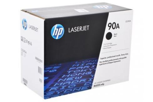 Картридж HP CE390A (№90A) CLJ M4555, LJ M601, M602, M603 Картриджи и расходные материалы