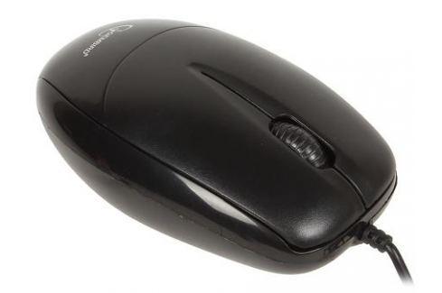 Мышь Gembird MUSOPTI9 -902U, черный, USB, 1000DPI Мыши