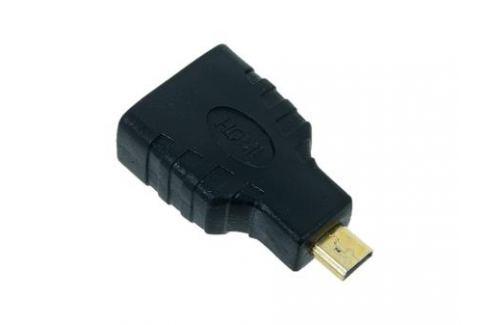 Кабель microHDMI/HDMI ORIENT C395 19F/19M Кабели и переходники