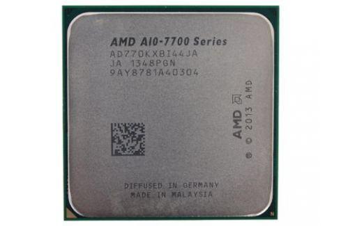 Процессор AMD A10 7700K OEM 95W, 4core, 3.8Gh(Max), 4MB(L2-4MB), Kaveri, FM2+ (AD770KXBI44JA) Процессоры