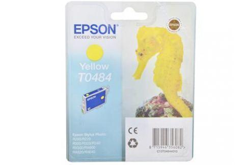 Картридж Epson Original T048440 (желтый) /для ST Photo R300/R300ME/ Картриджи и расходные материалы