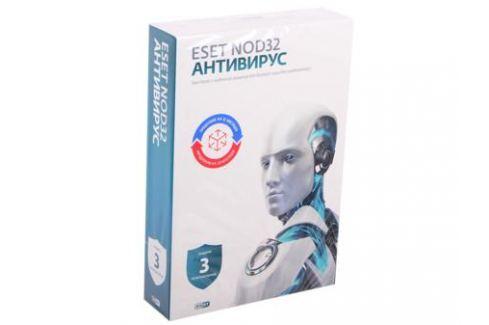 Антивирус ESET NOD32 Антивирус + Bonus универсальная лицензия на 1 год на 3ПК или продление на 20 месяцев (NOD32-ENA-1220(BOX)-1-1) Программное обеспечение