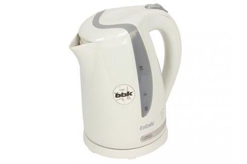 Чайник электрический BBK EK1708P белый/серебро Чайники(электро)