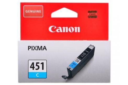 Картридж Canon CLI-451C для MG6340, MG5440, IP7240 . Голубой. 332 страниц. Картриджи и расходные материалы