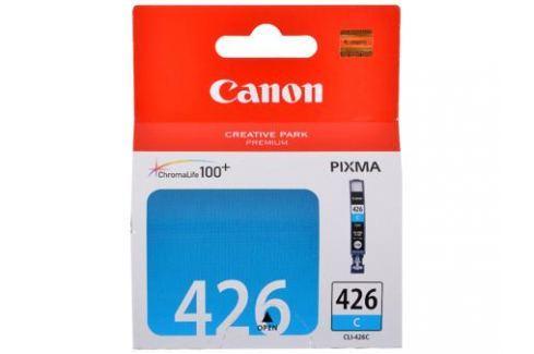 Картридж Canon CLI-426C для iP4840, MG5140, MG5240, MG6140, MG8140. Голубой. 446 страниц. Картриджи и расходные материалы