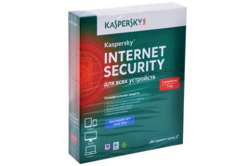 Программное обеспечение Kaspersky Internet Security Multi-Device Russian Edition. 2-Device 1 year Base Box (KL1941RBBFS) Программное обеспечение