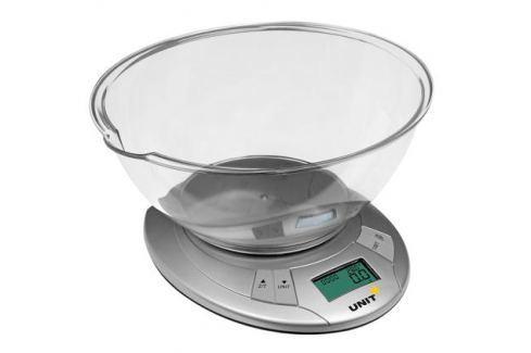 Весы Кухонные UNIT UBS-2155 Светло-серый Весы