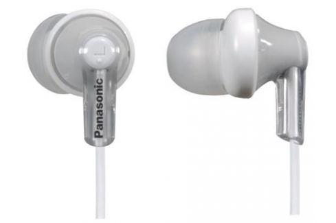 Наушники Panasonic RP-HJE118GUS вкладыши белый/серебристый Микрофоны и наушники