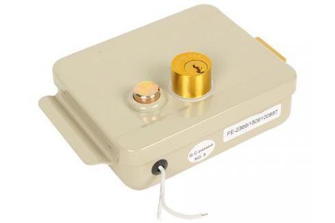 Накладной электромеханический замок Falcon Eye FE-2369i (iron) Накладной электромеханический замок с блокировкой кнопки выхода (крашенный) Комплектующие к домофонам