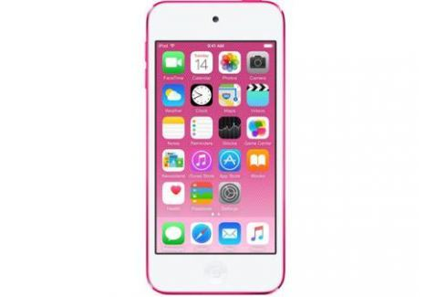 Плеер Apple iPod touch 6 32Gb MKHQ2RU/A розовый mp3 - плееры
