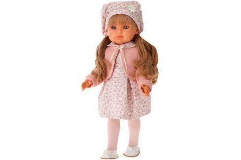 Кукла Munecas Antonio Juan Амалия в розовом, 45 см 2810P Игрушки