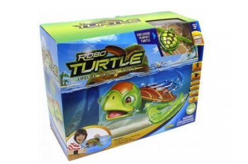 Интерактивная игрушка ZURU РобоЧерепашка и аквариум с островом от 3 лет разноцветный 25159 Радиоуправляемые модели